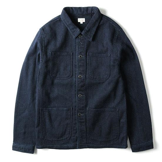 JAPAN BLUE JEANS Indigo Sashiko Coverall