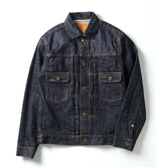 JAPAN BLUE JEANS 16.5oz Cote d'Ivoire Cotton Selvage Denim Jacket