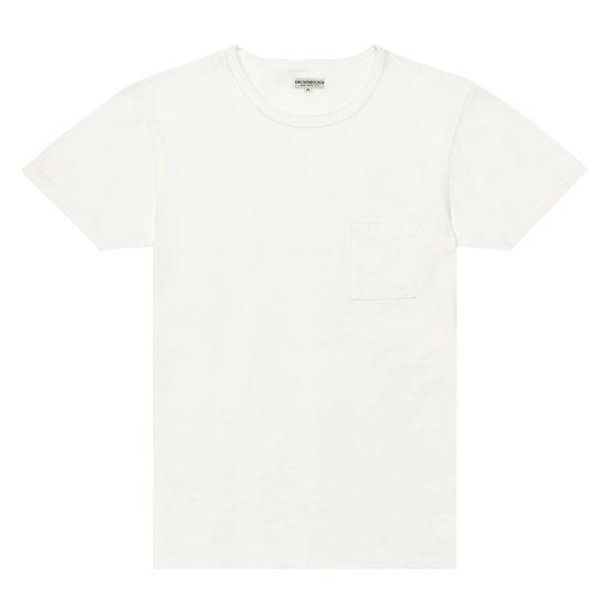KNICKERBOCKER Pocket T-Shirt White