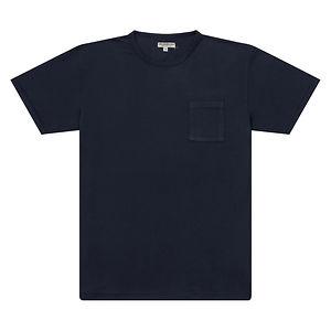 KNICKERBOCKER Pocket T-Shirt Black