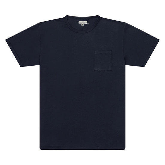 KNICKERBOCKER Pocket T-Shirt Navy