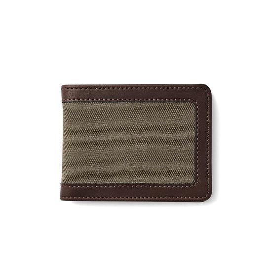 Filson Mesh Outfitter Wallet