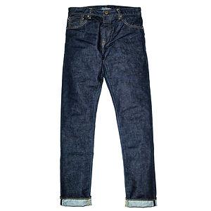 JAPAN BLUE JEANS CIRCLE Straight 14.8oz American Cotton Selvedge Jeans