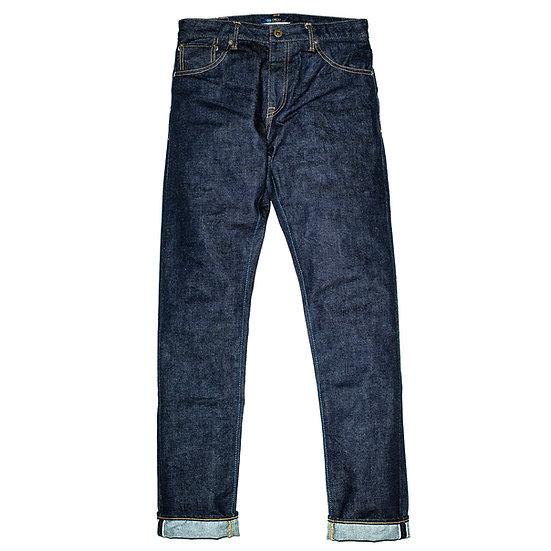 JAPAN BLUE JEANS CIRCLE Straight 14.8oz American Cotton Selvedge Jeans