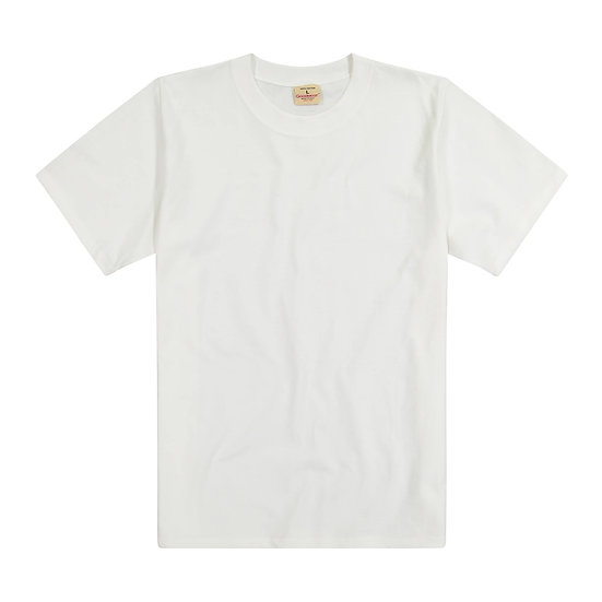 GOODWEAR Classic Fit Crew Neck T-Shirt White