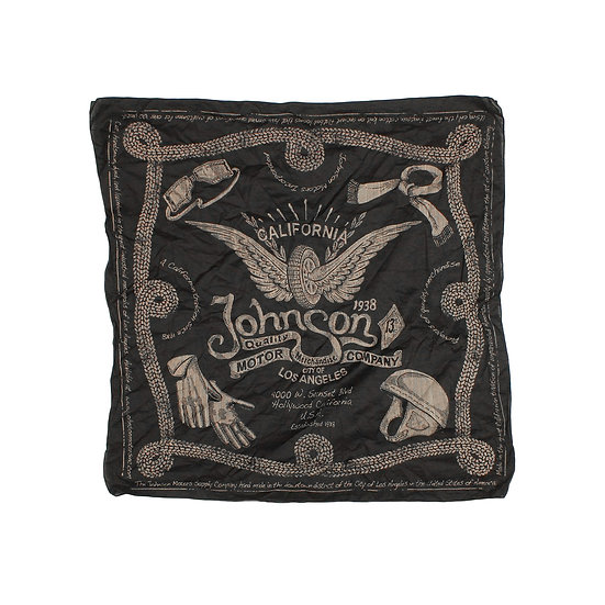 JOHNSON MOTORS Winged Wheel Bandana