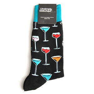 Unsimply Stitched Wine Time Socks