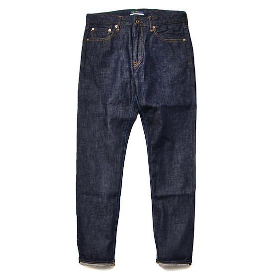 JAPAN BLUE JEANS CIRCLE Tapered 12.5oz African Cotton Selvedge Jeans