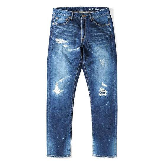 JAPAN BLUE JEANS Calif. San Diego Tapered Jeans