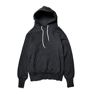GOODWEAR S-Curve Raglan Hooded Pull Over Fleece Black