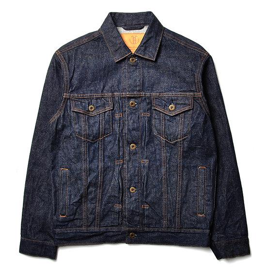 JAPAN BLUE JEANS 13.5oz Cote d'Ivoire Cotton Selvedge Denim Jacket