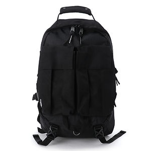 INDISPENSABLE Military Trill Backpack Black