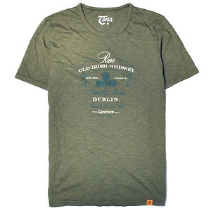 TONN Dublin Distillery T-Shirt Green