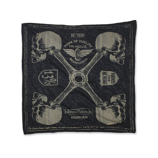 JOHNSON MOTORS Four Points Bandana