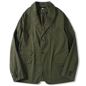 STANDARDTYPES Manhattan Jacket Green