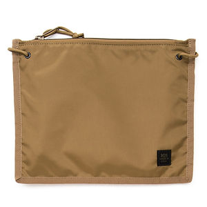 MIS 2 Way Pouch Coyote Brown