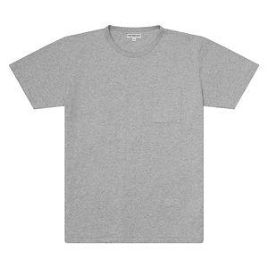 KNICKERBOCKER Pocket T-Shirt Grey