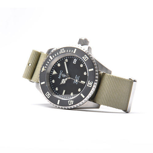 MWC Divers Watch on NATO Strap (Automatic)
