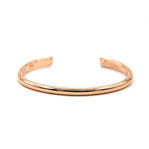Champion Cuff Polished Copper