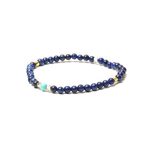 BRANCO Nomad Bracelet Blue Lapis
