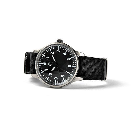 帶12小時錶盤的MWC Classic Retro Design軍事手錶