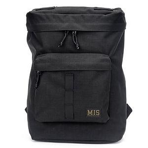 MIS Backpack Black