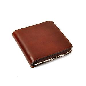 IL BUSSETTO Bi-Fold Zipped Wallet
