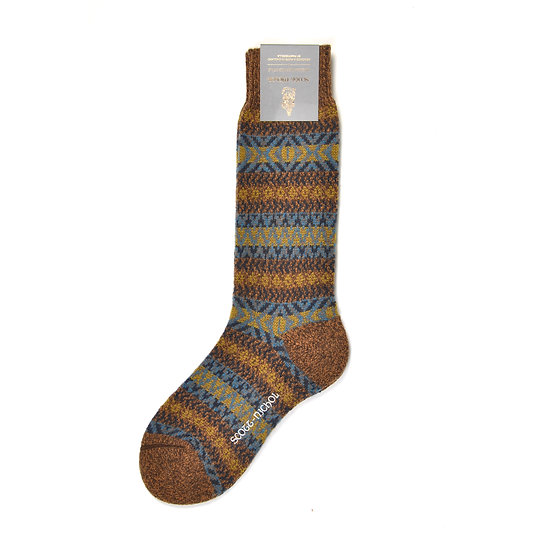 Scott-Nichol by Pantherella Farnborough Socks