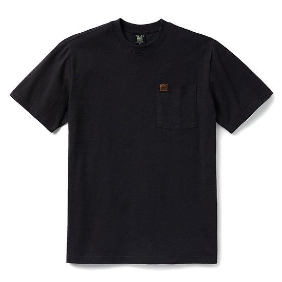 FILSON Pioneer Pocket T-Shirt Black