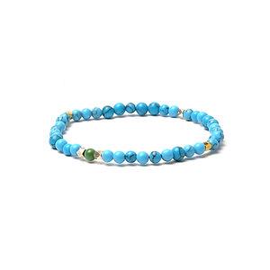 BRANCO Nomad Bracelet Blue Howlite