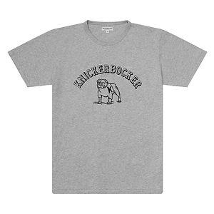 KNICKERBOCKER Varsity T-Shirt Grey