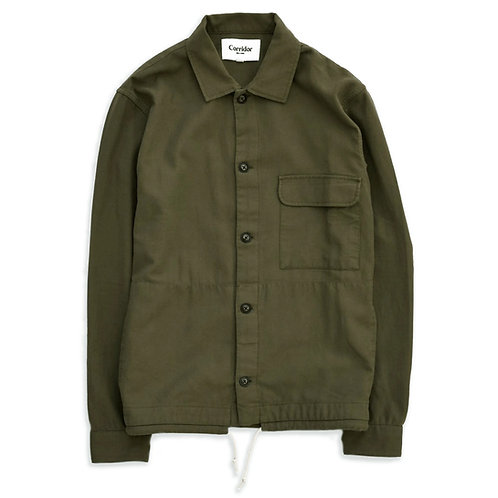 CORRIDOR Olive Dobby Service Jacket