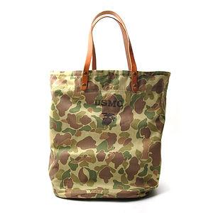 IN MEMORIES SPORTWEAR Sac USMC Frogskin Jungle Deck Bag
