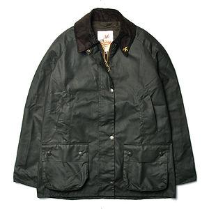 JOHN PARTRIDGE Landowner Wax Walking Jacket Sage