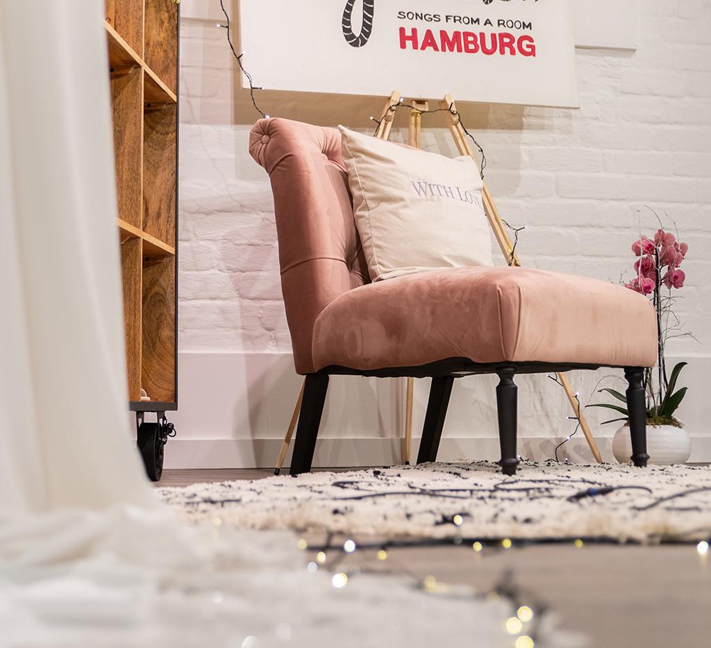 Unsere Inneneinrichtung! Our interior decoration!