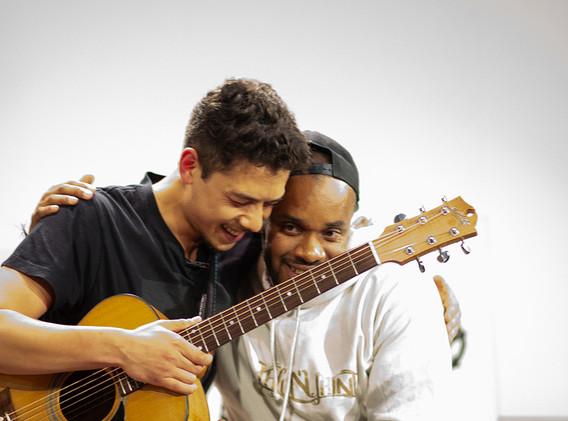 Jason Saint und Sadjo´s Music