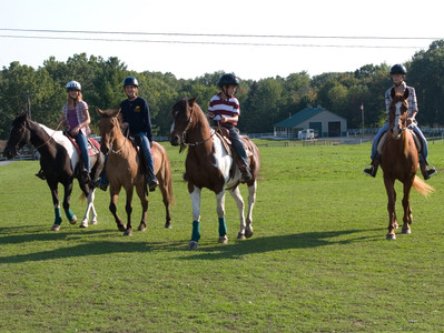Design & Construction of Equestrian Trails