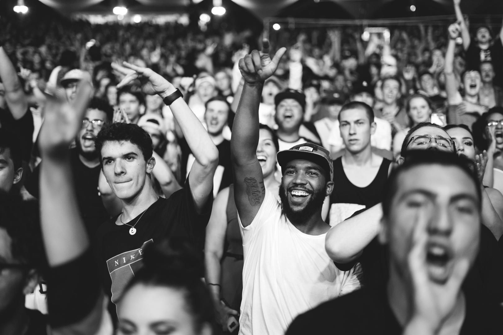 Crowd Energy