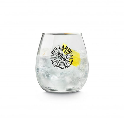 6 Bullards Gin Glasses
