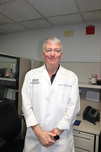 Physician Assistant, Michael Hood