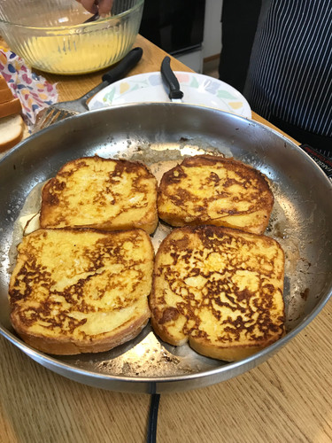 Kathy T.'s Famous French Toast