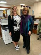 Skeleton & Witch