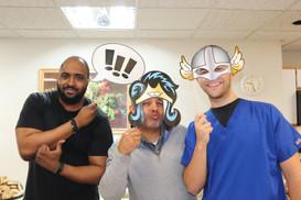 Orson, Mike & Massimo