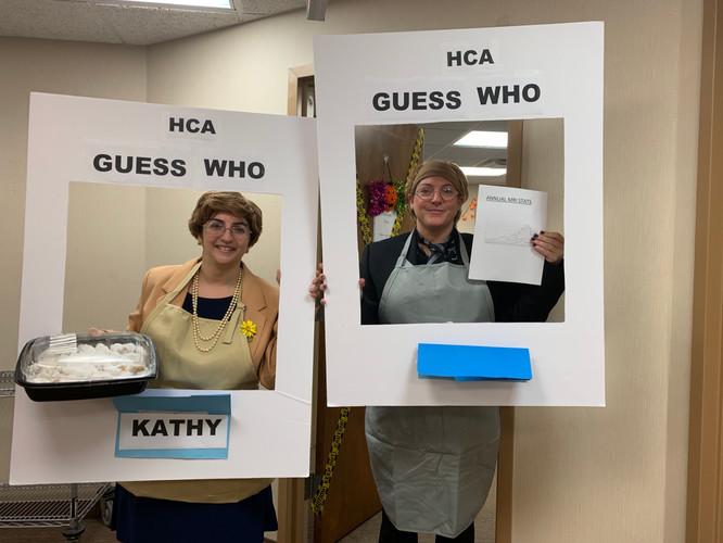 HCA Guess Who