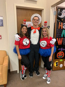 Dr. Seuss' Cat in the Hat & Thing 1 & 2