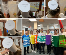 Neuroscience Group - Winners for Most Creative Costume