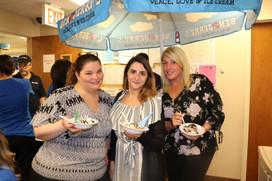 2018 Ice Cream Week with Ortho Supervisors
