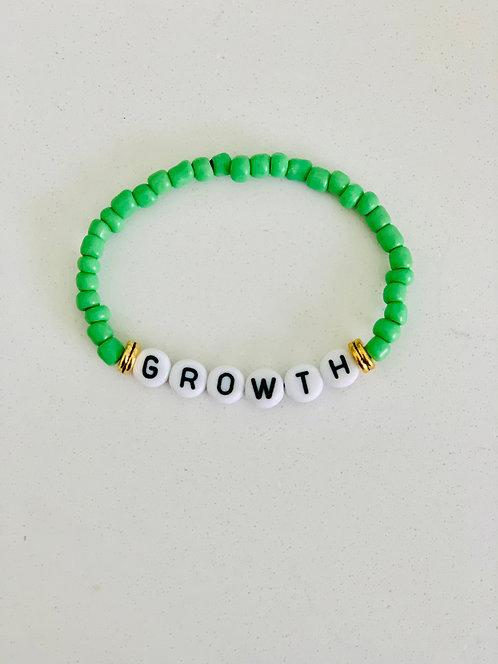Green Growth Bracelet