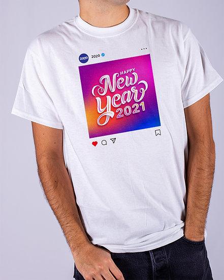 Instagram New Year Shirt