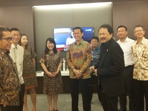 Lima Perusahaan di Sumut Sudah Go Public | Atmindo Klaim IPO Kelebihan Permintaan